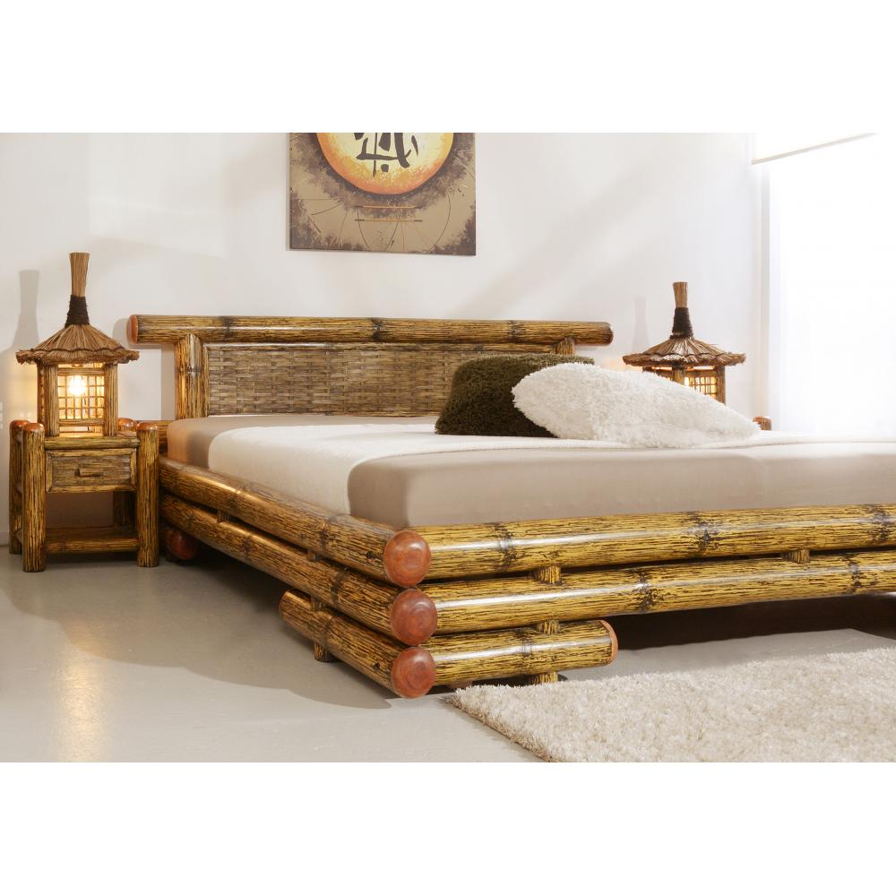 Bamboo Bed Tioman 160x200; Bamboo Bed Tioman 160x200 ...