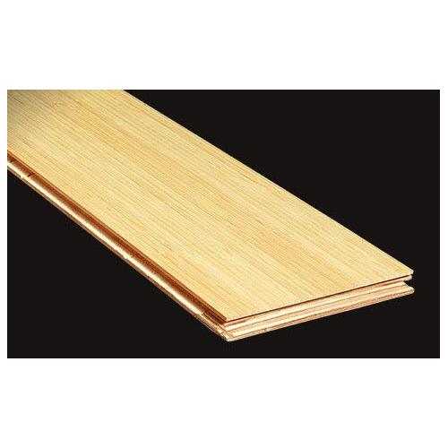 Massiivne bambusparkett Vertical Classic (tume)