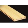 Bambusparkett Vertical - Natural Light (hele)