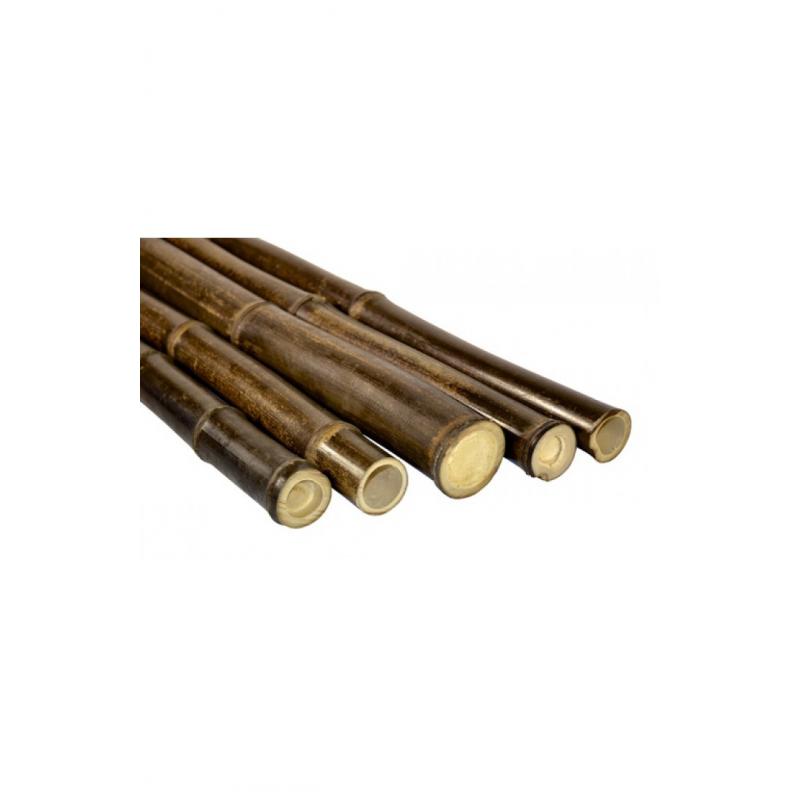 Black Bamboo Poles ~ Natural black bamboo pole mm m bambuskeskus oÜ