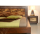 Bamboo bed Dream 180x200
