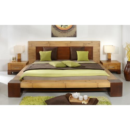 Bamboo bed Tawau 160x200