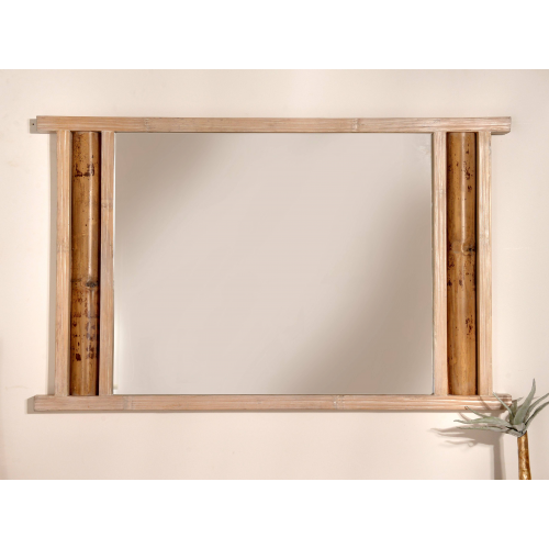 Bamboo mirror Eco