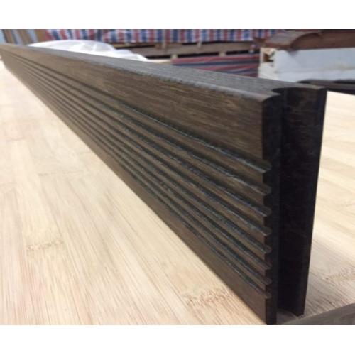 Terrassilaud Bamboo X-treme lõpuprofiil 1850x137x20