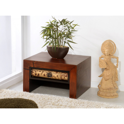Bedside table Eco with 1 drawer