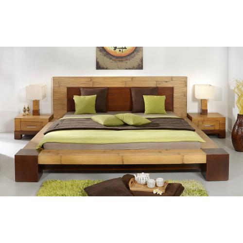 Bamboo bed Tawau 140x200