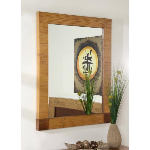 Bamboo mirror Tawau