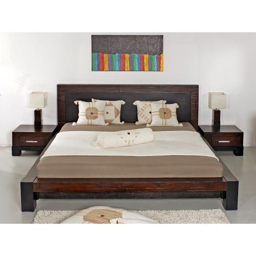 Bamboo bed Sumatra 180x200