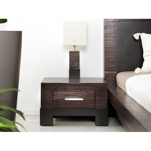 Bedside table Sumatra with 1 drawer