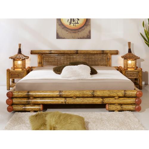 Bamboo bed Tioman 160x200
