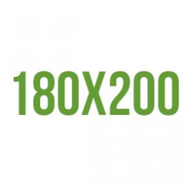 180x200