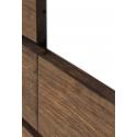 Bambusest fassaadiprofiil X-treme 18 mm (trapets liides)
