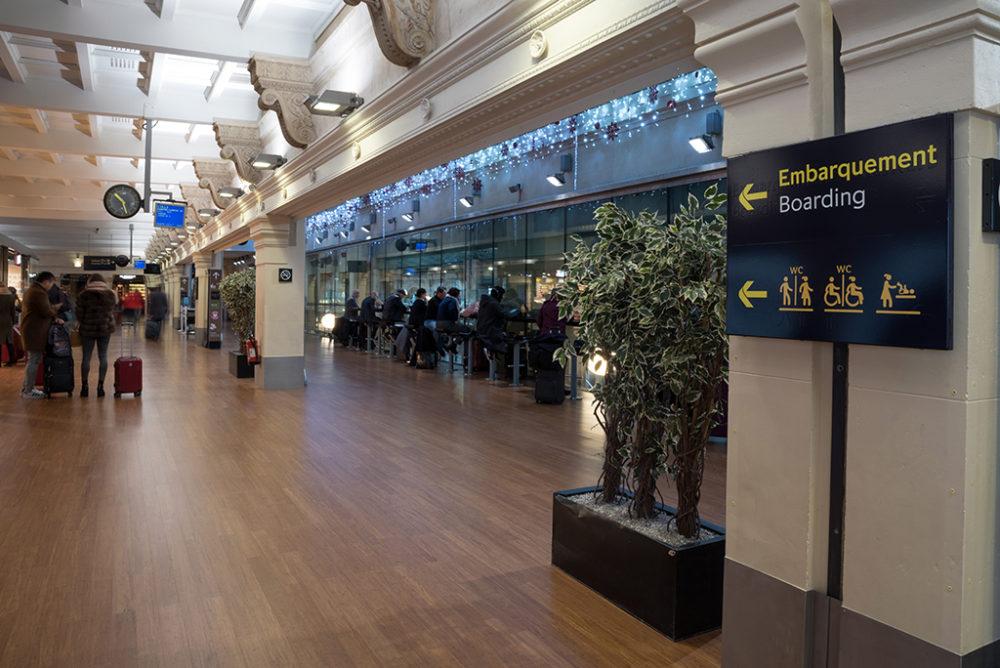 Ülitugev põrand mis sobib lennujaamadesse, rongijaamadesse ja kõikjale mujale kus on oluline suur vastupidavus